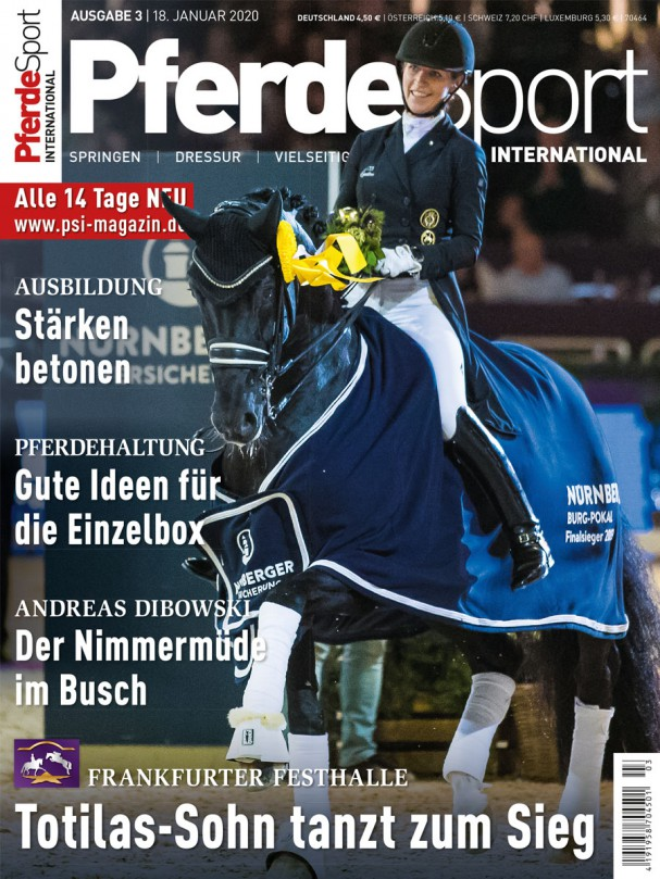 PferdeSport International 2020/01-03