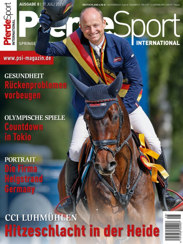 PferdeSport International 2021/08