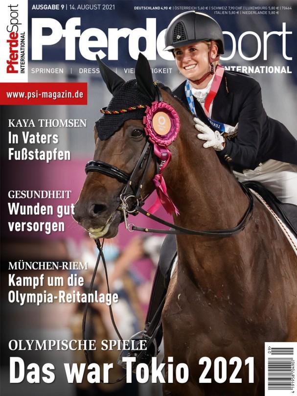 PferdeSport International 2021/09