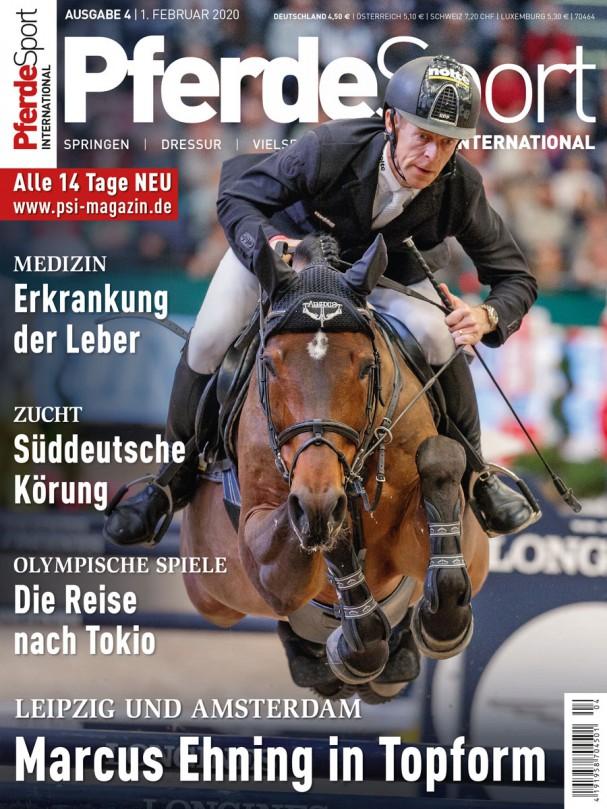 PferdeSport International 2020/04