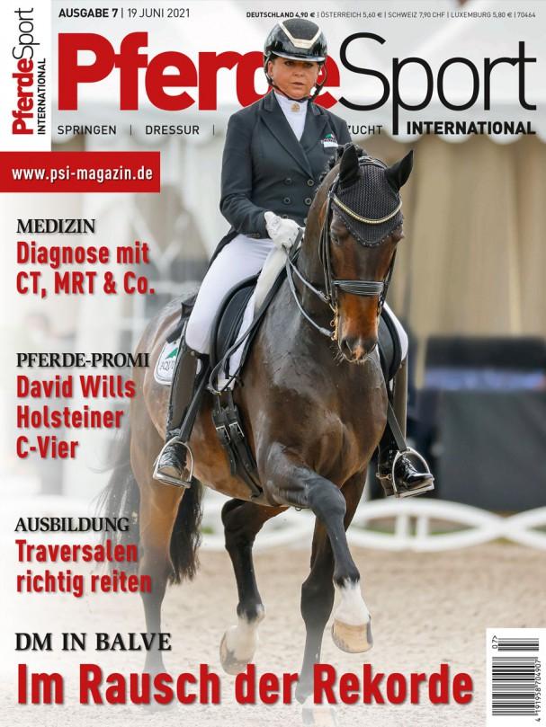 PferdeSport International 2021/07
