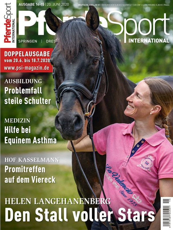 PferdeSport International 2020/14-15