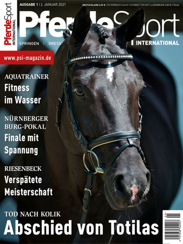 PferdeSport International 2021/01