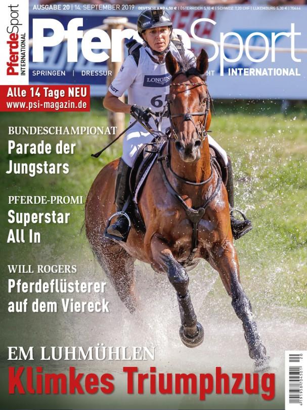 PferdeSport International 2019/20
