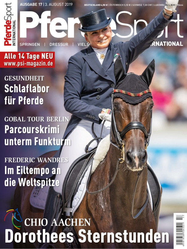 PferdeSport International 2019/17