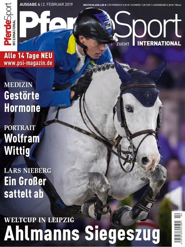 PferdeSport International 2019/04