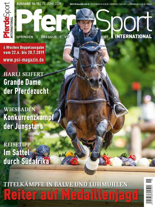 PferdeSport International 2019/14-15