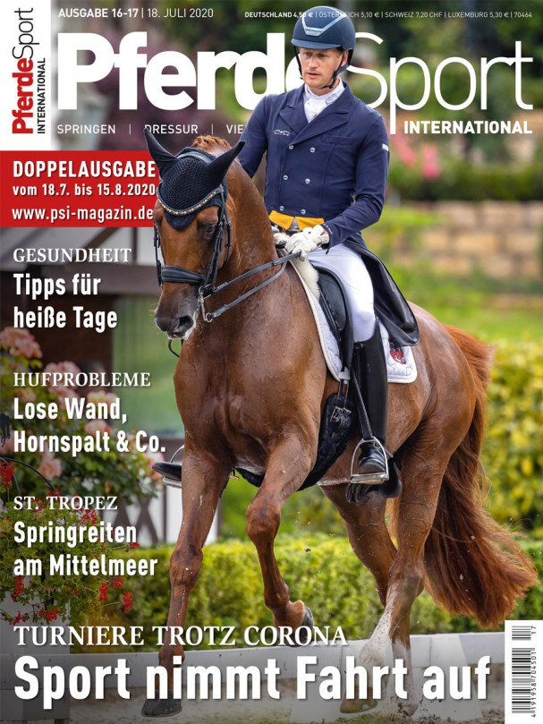 PferdeSport International 2020/16-17