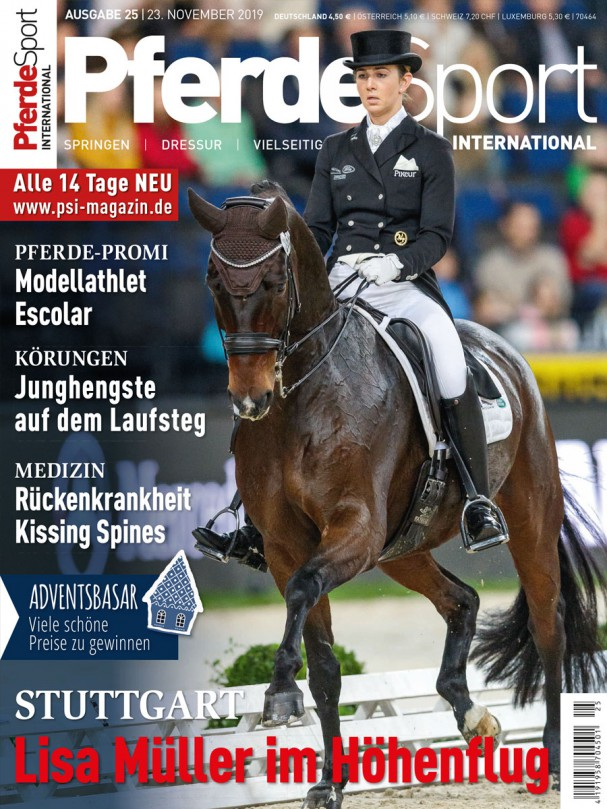 PferdeSport International 2019/25