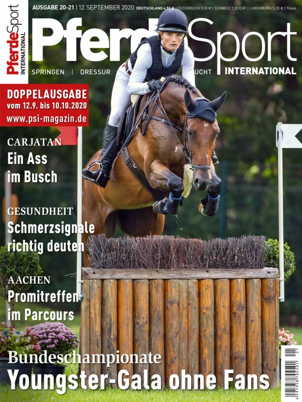 PferdeSport International 2020/20-21