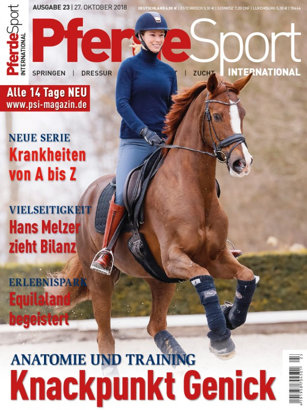 PferdeSport International 2018/23