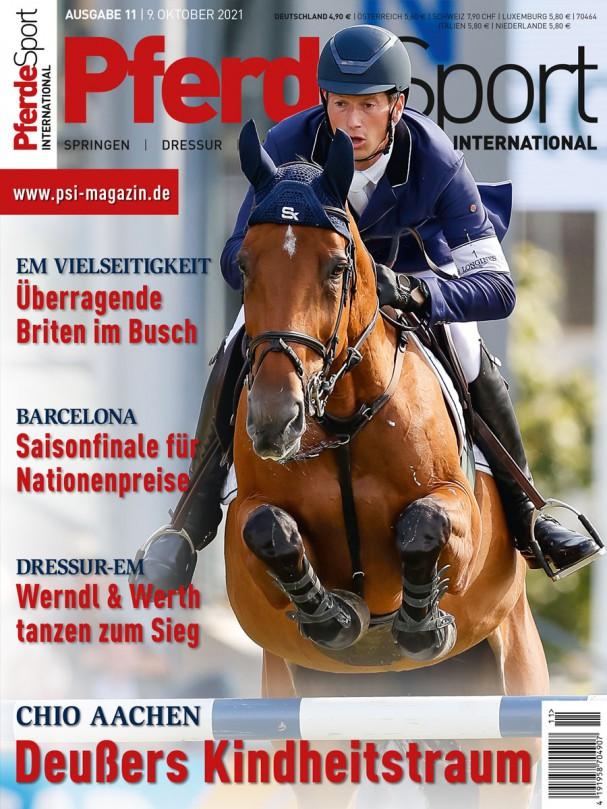 PferdeSport International 2021/11