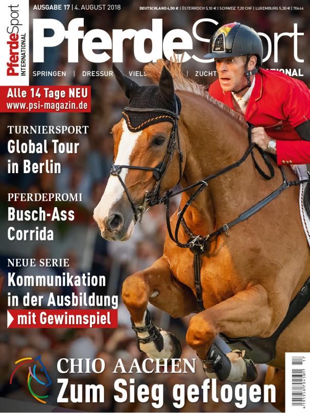 PferdeSport International 2018/17