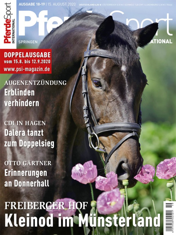 PferdeSport International 2020/18-19