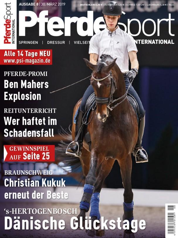 PferdeSport International 2019/08
