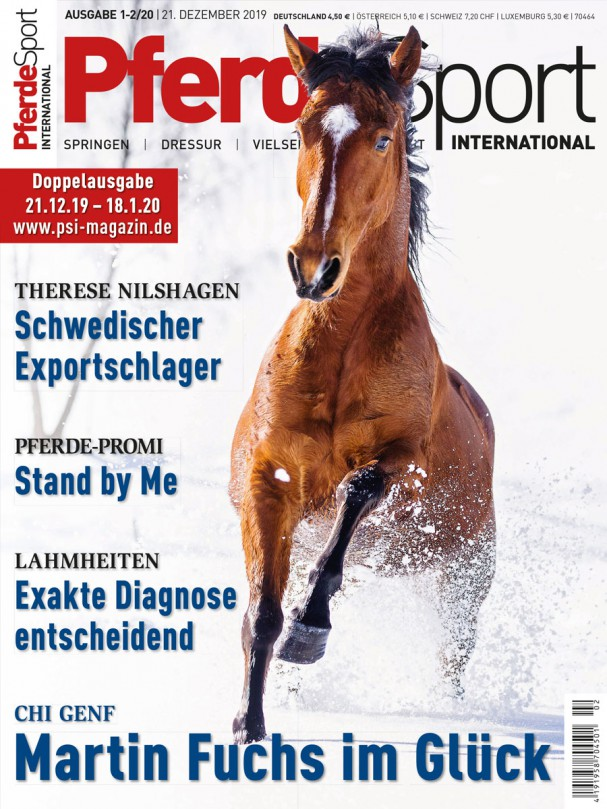 PferdeSport International 2020/01-02