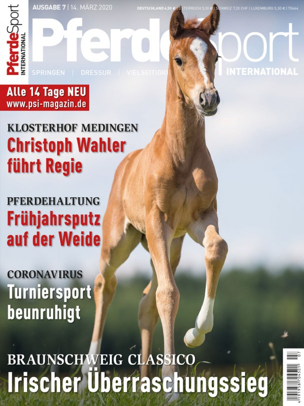 PferdeSport International 2020/07