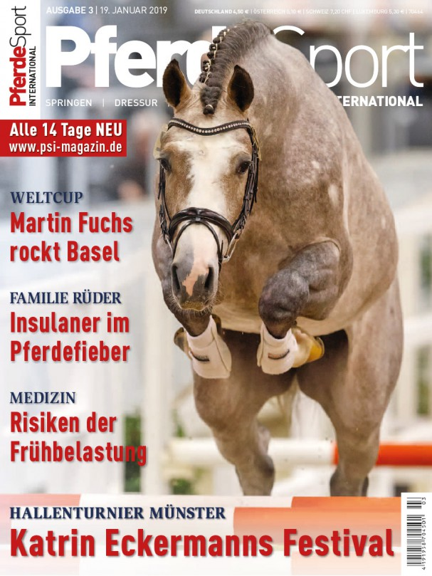 PferdeSport International 2019/03