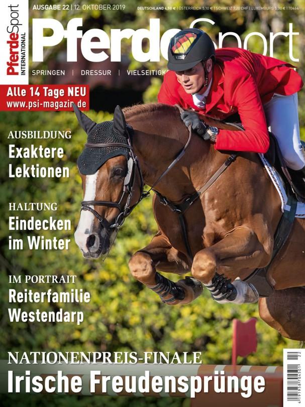 PferdeSport International 2019/22