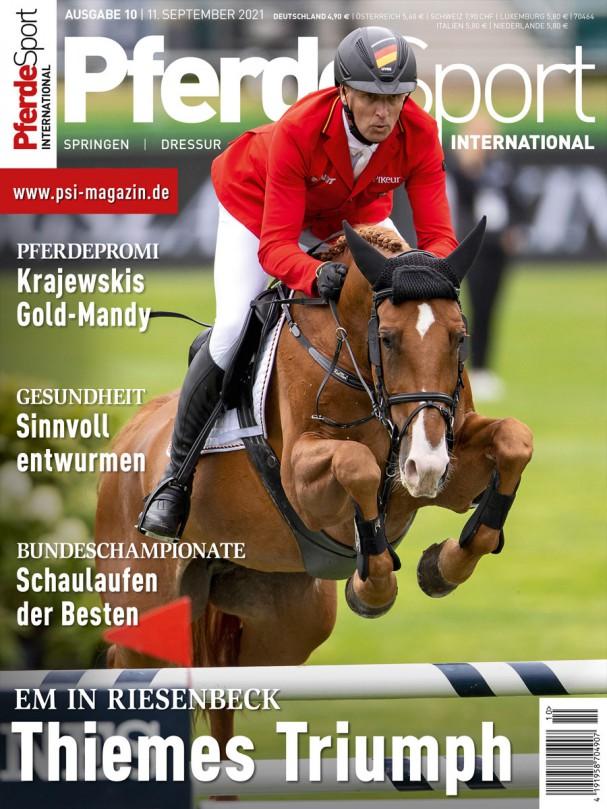 PferdeSport International 2021/10