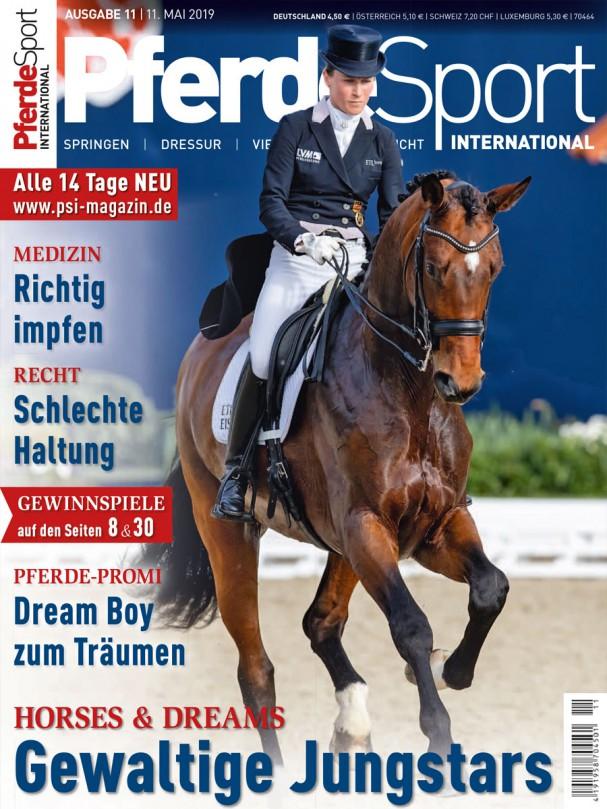 PferdeSport International 2019/11