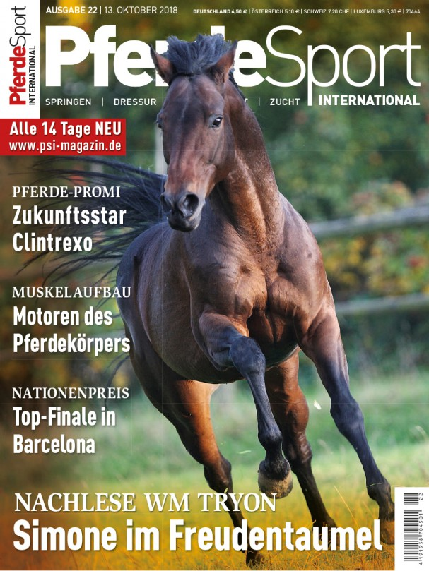 PferdeSport International 2018/22
