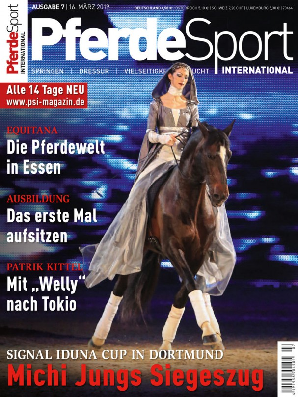 PferdeSport International 2019/07